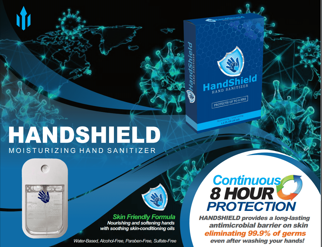 NO ALCOHOL REFILLABLE HAND SANITIZER